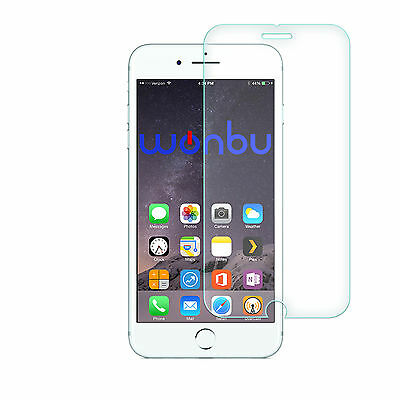 Tempered Glass Film Screen Protector For Iphone 7 Plus