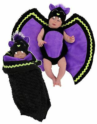 0-3 months Bat Swaddle Wings Baby Costume - Newborn Baby Costumes