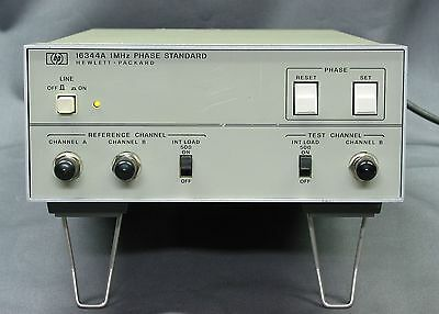 Agilent HP 16344A 1MHz Phase Standard. tested good, excellent