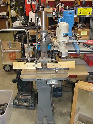Over Arm Router Shaper by Rockwell 43-502 (1002)