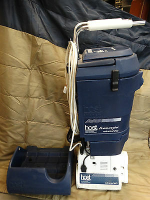 Host M40000 Freestyle Extractor VAC T7 Dry Carpet Cleaning Brushes/Dolly Excelln