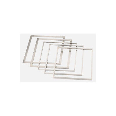 de Buyer Stainless Steel Frame for Chocolate and Ganache