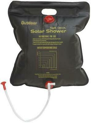 Solar Camping Shower 20 Litre Camping Hiking