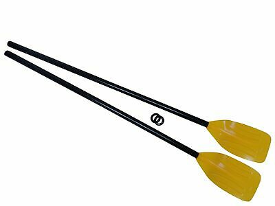 Plastic Oar Set for Inflatable Boat Watercraft Camping Camping Hiking