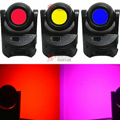 infinity rotating 150W LED moving head wash light RGBW 4in1 Christmas lighting
