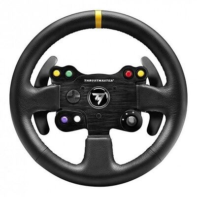 Thrustmaster volant Leather 28 GT Add-On