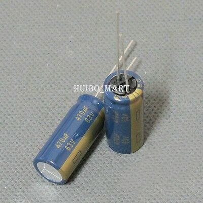 Panasonic 330UF 50V FC  AUDIO Grade Electrolytic Capacitors 4pcs// 10 pcs//20pcs