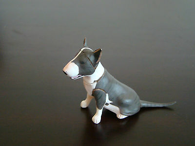 NEW Japan Import Furuta Choco Egg Pet Animal Miniature Bull Terrier Dog