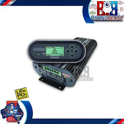 Redarc Manager30  Dual Battery Management System Charger Bms1230s2
