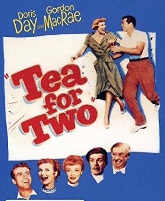 Tea for Two 1950 ‧ Comedy music/Drama DVD ‧ 1h 38m