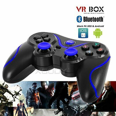 Wireless Bluetooth Game Pad Controller Joystick For iOS Android PC Tablet TV BOX