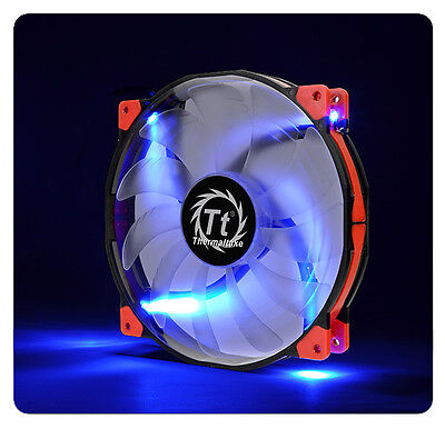 Thermaltake Luna 20 BLUE LED 200mm Case Fan CL-F024-PL20BU-A