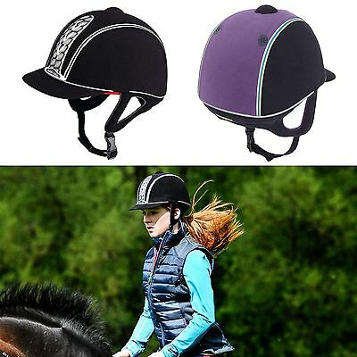 Harry Hall Legend Plus PAS015 Adults Competition Safety Eventing Riding Helemt