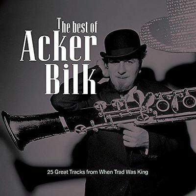 The Best Of Acker Bilk-Cd-25 Tracks-Brand New Sealed