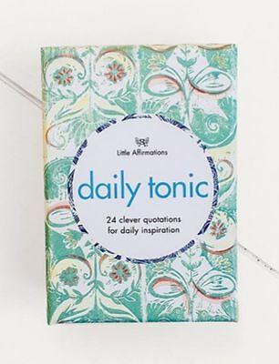 NEW Little Affirmations - Daily Tonic