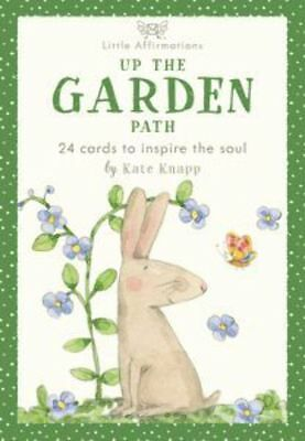 NEW Little Affirmations - Up the Garden Path