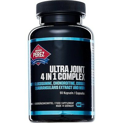 Ultra Joint 4-in-1 Complex - Glucosamin - Chondroitin - Cissus - MSM - 90 G