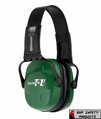 Howard Leight Thunder T1F Dielectric Folding Earmuff Shooting Nrr 26 (1 Each)