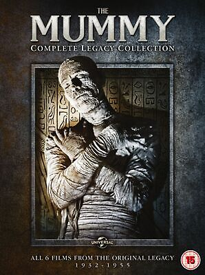 The Mummy: Complete Legacy Collection (Box Set) [DVD]