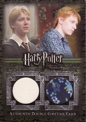 Harry Potter Order of the Phoenix Update Fred & George Weasley C13 Costume Card
