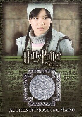 Harry Potter Order of the Phoenix Update Cho Chang's Jumper C4 Costume Card e