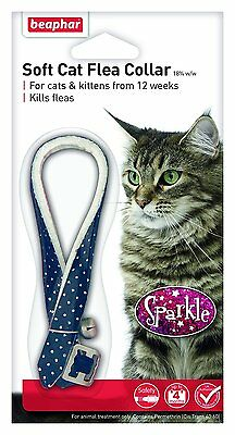 Beaphar Cat Sparkle Collar x 2 pack