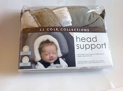 JJ Cole Collections Preemie Newborn And Infant Head Support