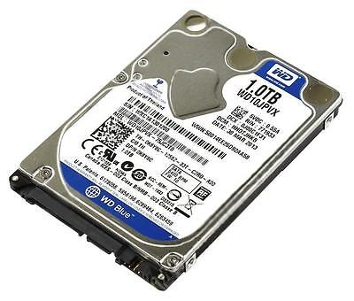 HD INTERNO 2,5 1TB WD WD10JPVX per Notebook WESTERN DIGITAL
