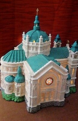 Rare City Sights St. Paul's Cathedral souvenir building lit architecture model