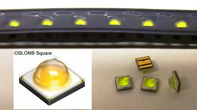 7 pieces OSRAM OSLON® Square LED 4000K CRI 95 >2W HIGH POWER 3030 GW CSSRM1.BM