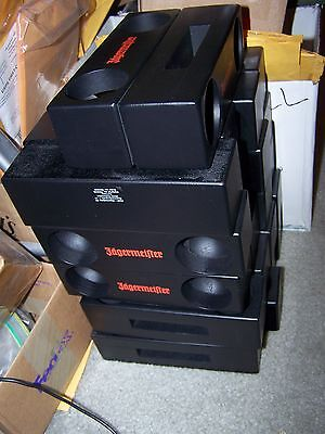 22 Jagermeister Mobile Wood Cell Phone Amplifier/speakers  2016 Promo Lot Nice!