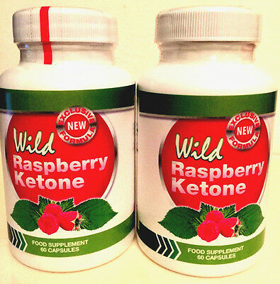 wild raspberry ketone 60 capsules eur 43 27 picclick es. Black Bedroom Furniture Sets. Home Design Ideas
