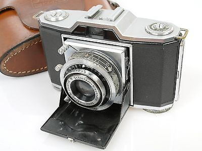 Zeiss Ikon Ikonta 24x36mm 522/24 mit Xenar 2,8/45 selten rare with Xenar