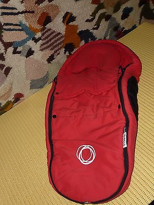 Bugaboo Bee Lite Cocoon Red