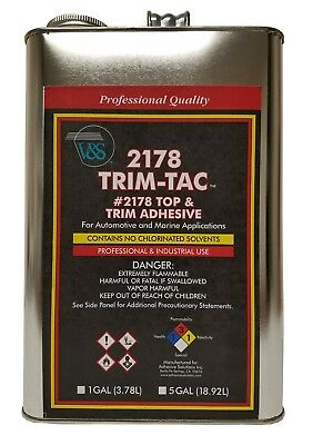 TRIM-TAC™ 2178 Contact Cement Top & Trim HHR Solvent Type Spray Grade 1 GALLON