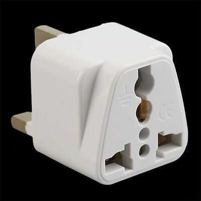 Travel Converter UK Power Plug Adapter To Australia UK USA EU Converter NEW LQ