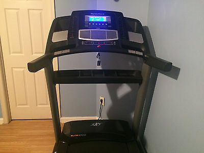 NORDICTRACK ELITE 3700 Treadmill Ifit Compatible With Chest Heart Rate  Monitor