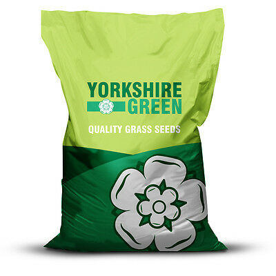 7kg Yorkshire Green Horse & Pony Paddock Grass Seed 1/2 Acre OVER 50% RYEGRASS