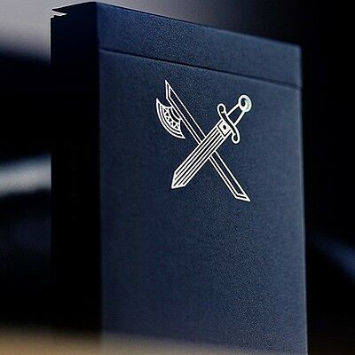 Ellusionist Kings Playing Cards (BLACK) Poker Magic Deck by Daniel Madison