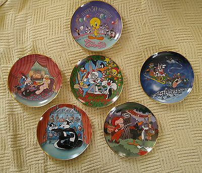 Franklin Mint Looney Tunes Collector Plates