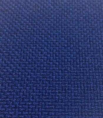Best Royal Blue Tweed Fabric For Mid Century Modern Vintage Danish Upholstery