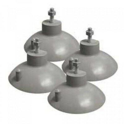 French Fry Suction Cup Feet (4 pcs)