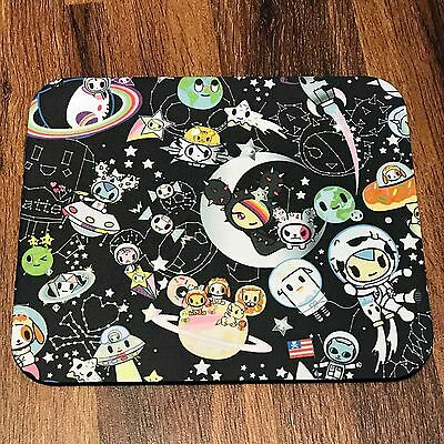 TOKIDOKI Space Place Sandy Moofia Donutino  MOUSEPAD MOUSE PAD Kawaii custom