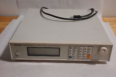 Chroma DC power supply 62012P-600-8 Programmable 1.2kw 600v 8A