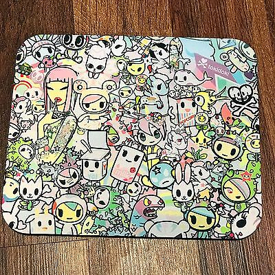 TOKIDOKI Spring Dreams Sandy Moofia Donutino  MOUSEPAD MOUSE PAD Kawaii custom