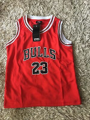 Kids Set Youth Red Chicago Bulls Kids Jerseys & Shorts #23