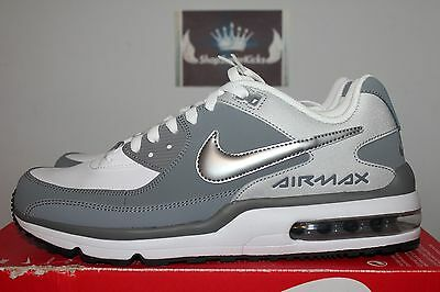 on sale 64752 bab9f Nike Air Max Wright 3 White Wolf Grey-Cool Grey-Black 687974-