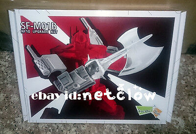 Transformers Shadow Fisher SF-M01B MP-10 Parts for JP Ver. in Stock