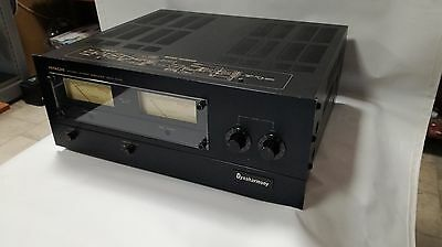 Hitachi HMA-8300 Power Amplifier