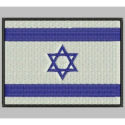 Iron Patch bestickt Patch zona ricamata embroidered patch ISRAEL